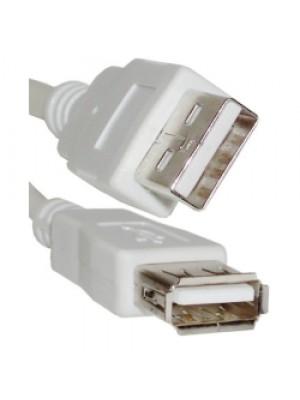 CABLE USB 1 MTS PROLONGADOR