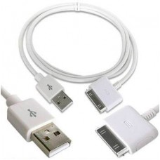 CABLE IPHONE 3 IPAD IPOD 2,0 M