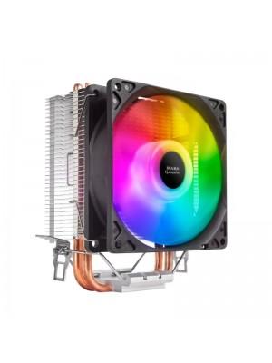 Ventilador con Disipador Mars Gaming MCPUARGB- 9cm