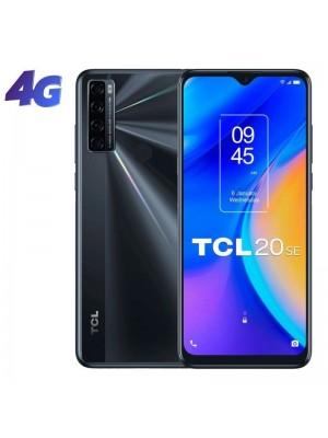 Smartphone TCL 20 SE 4GB- 64GB- 6.82 - Negro Noche