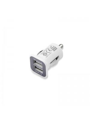 ADAPTADOR 12V COCHE A 2 USB MINI 6309