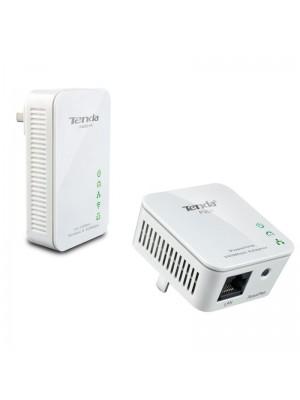 PLC Tenda P200 + PW201 WIFI 200MBPS