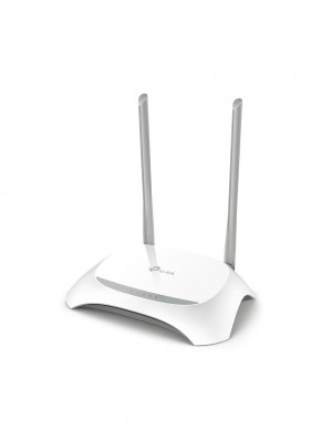 WIRELESS ROUTER 4 PUERTOS 300 MBP 2 ANT-TL-WR850N