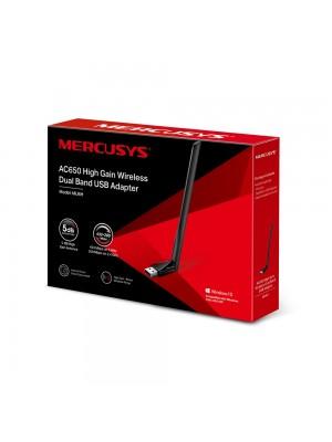 Adaptador USB - WiFi MERCUSYS MU6H AC650