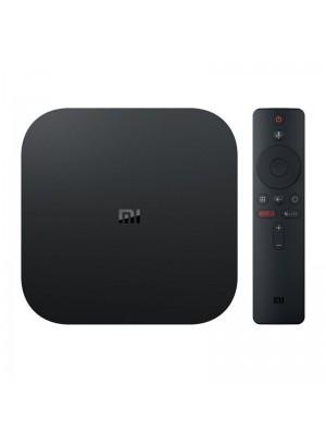 ANDROID TV XIAOMI MI TV BOX S NEGRO - QC - 2GB DDR3 - 8GB 4K