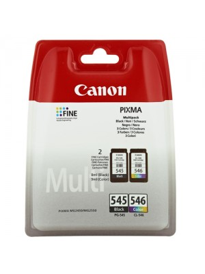 CANON PG-545 + CL-546 MULTIPACK