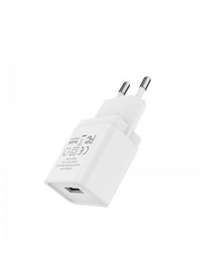 ADAPTADOR 220V A USB 1A BA19A BLANCO