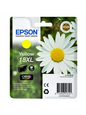 EPSON 18 AMARILLO XL