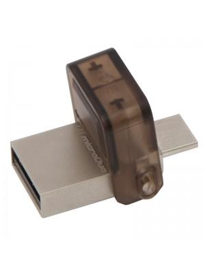 DISCO USB 3.0 32GB DTDUO USB-MICRO USB - OTG KINGSTON