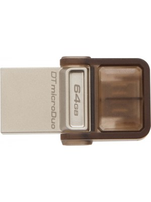 DISCO USB 3.0 64GB DTDUO USB-MICRO USB - OTG KINGSTON