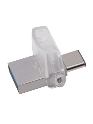 DISCO USB 3.0 32GB DTDUO3C USB - TIPO-C KINGSTON