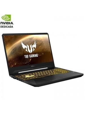 Portátil Gaming Asus TUF FX505DT-BQ624 Ryzen 5 3550H - 8GB - 512GB SSD - GeForce GTX 1650