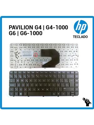 Teclado HP G4 G6-1000 430 431 630 630s