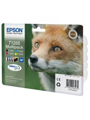 EPSON T1285 PACK 4