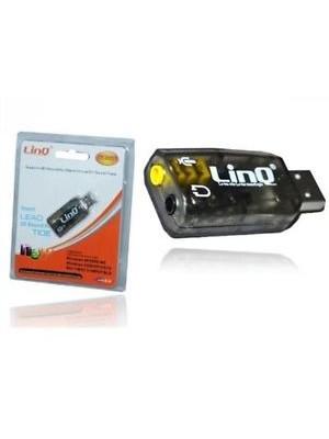 TARJETA SONIDO USB VIRTUAL 5.1