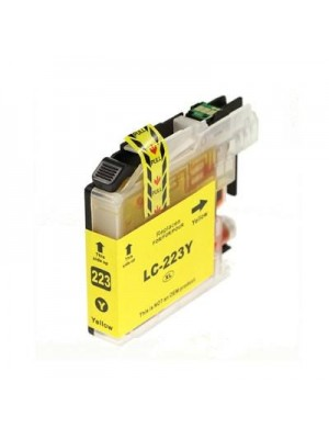 IBX INKJET BROTHER LC223 YELL V2