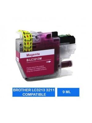 IBX INKJET BROTHER LC3213 MAGENTA