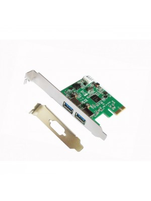 TARJETA PCI-e 2 PUERTOS USB 3.0