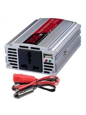 INVERSOR DE CORRIENTE 12V A 220V DE 150W + USB