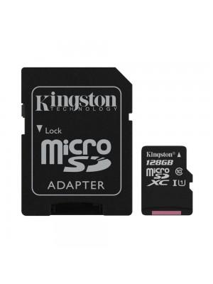 MICRO SD 128 GB C10 KINGSTON