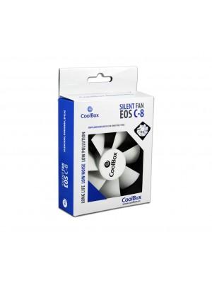 VENTILADOR COOLBOX 8x8 EOS C-8