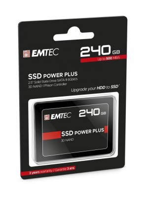 DISCO SSD EMTEC X150 240GB