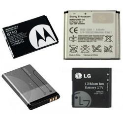 Baterias telefonos
