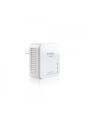 PLC Tenda P200 Twin Pack 200Mbps Powerline Adapter